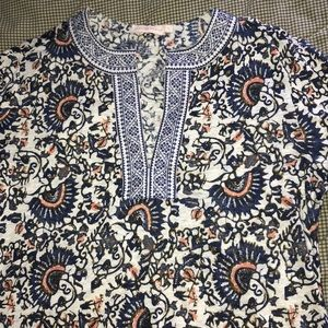 Tory Burch Top or Tunic. Size:S